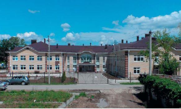 балтийский пансионат для пожилых